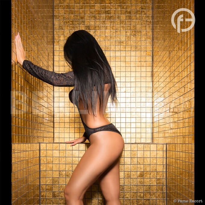 Callgirl Catherine, a bundle of energy - new at Fame Escort
