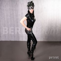 Rebecca 25 year old dominatrix offers service from tender to hard.
